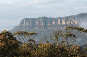 Narrow Neck Cliff Line