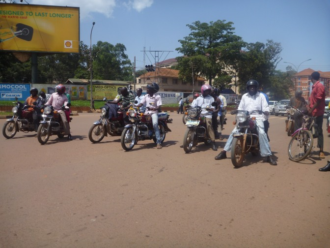 Boda Boda – The driving force in Uganda?