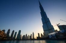Burj Kahlifa - Dubai