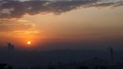 Sunrise in Kapala, Uganda