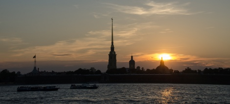 Peter and Pauls Fortress - St Petersburg