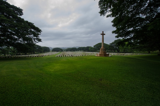Bomana Cemetery, Port Moresby